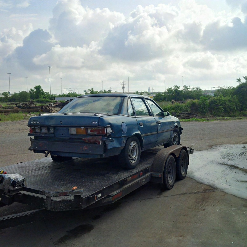Buy Junk Cars In Baton Rouge